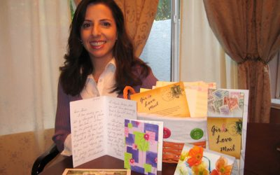 This Woman Is Using Letter-Writing to Touch the Lives of Millions of Breast Cancer Patients