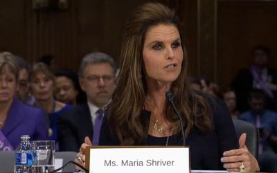 MARIA TESTIFIES BEFORE SENATE SPECIAL COMMITTEE ON AGING