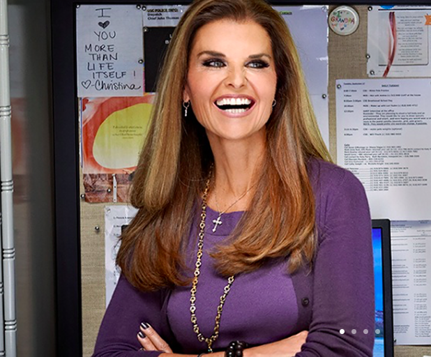 Maria Shriver Powered By Inspiration