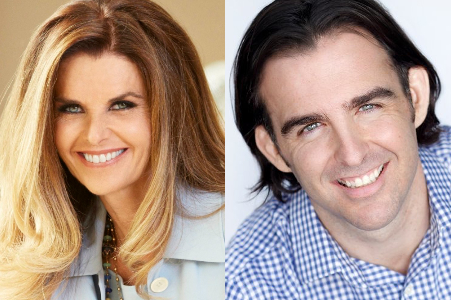 Architects of Change Live: Maria Shriver and Author & CEO Sam Polk