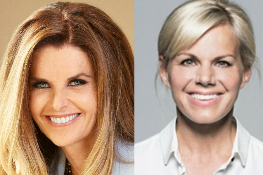 Architects of Change:Maria Shriver & Gretchen Carlson