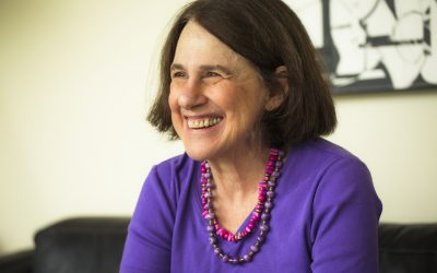 Influential Chef Paula Wolfert Powers on Despite Dementia