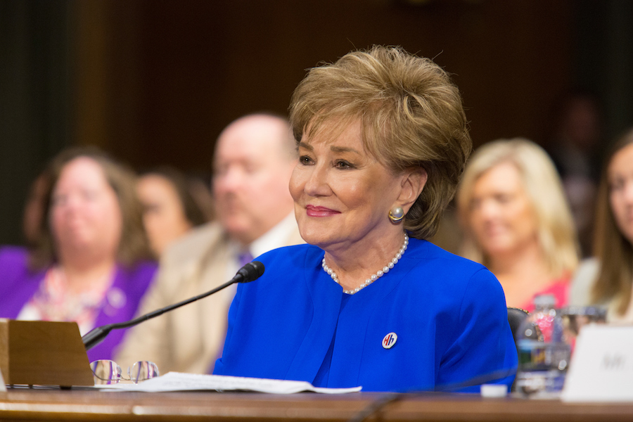 Elizabeth Dole Is on a Mission to Honor and Support Military Caregivers