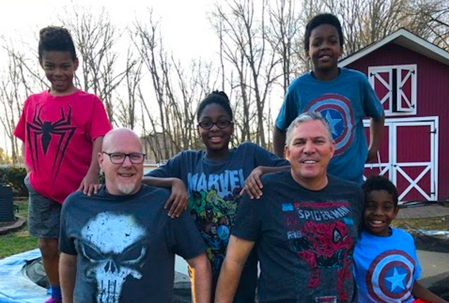 This Family's Foster Care Story Will Inspire Your Heart