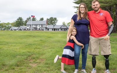 This Vet Opened a Free Vacation Retreat for America's Military Families