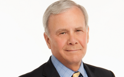 Tom Brokaw's Tips for Maintaining Perspective in Today's 24/7 News Cycle