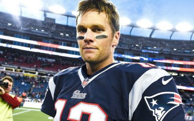 Sunday Paper Exclusive: Tom Brady on the Mind of a Champion