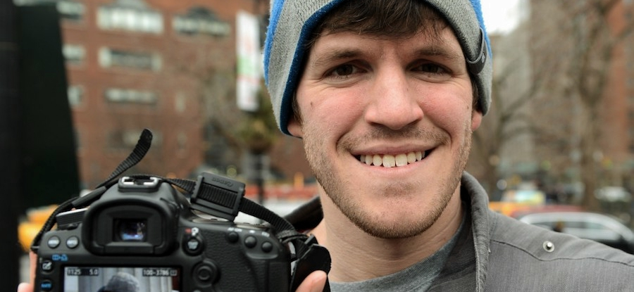A Q A With Brandon Stanton Of Humans Of New York