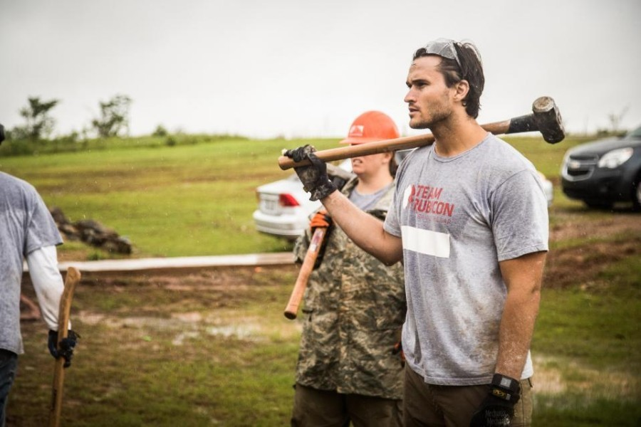Team Rubicon Gives Military Vets a Renewed Sense of Purpose