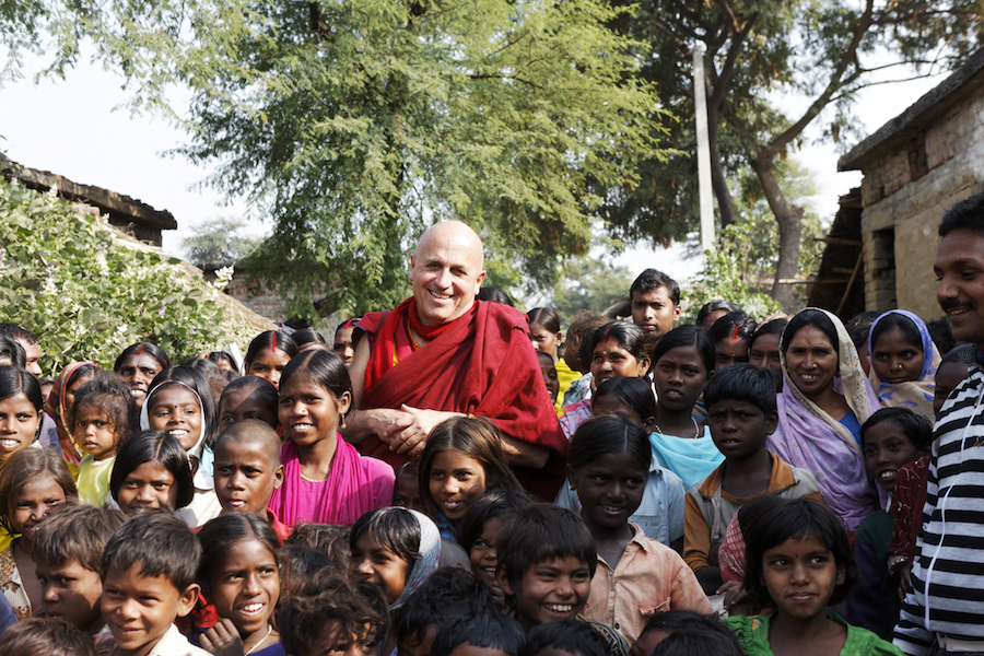 Matthieu Ricard: 'The World's Happiest Man'