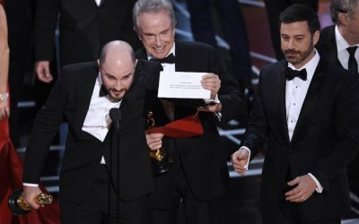 10 Life Lessons I Learned From That Epic Oscars Fail