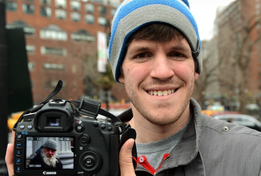 A Q&A with Brandon Stanton of Humans of New York
