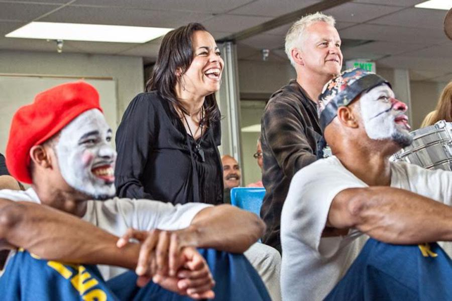 How Tim Robbins Is Using the Arts to Transform CA's Prison System