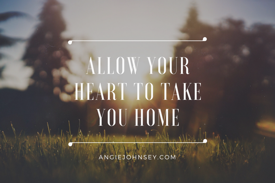 A Tip for Using Your Mind to Open Your Heart