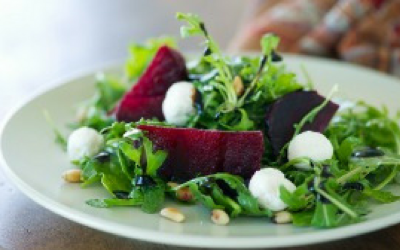 Cristina Ferrare's Brain-Healthy Roasted Beet Salad