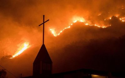 Maria's Sunday Paper: Nothing Like a Wildfire to Get Your Priorities in Check…