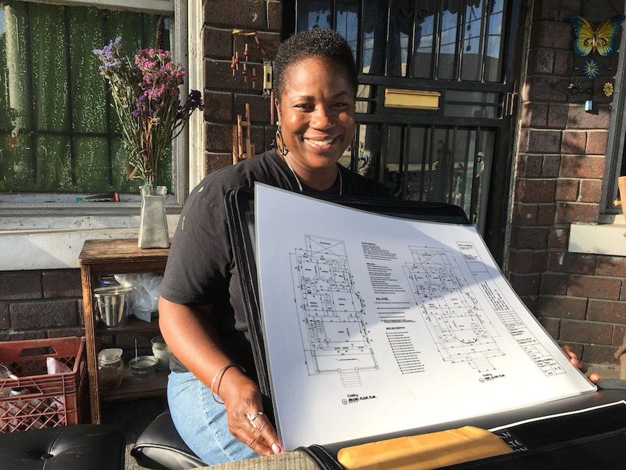 How One Woman is Turning a Decaying Neighborhood Into an Urban Oasis