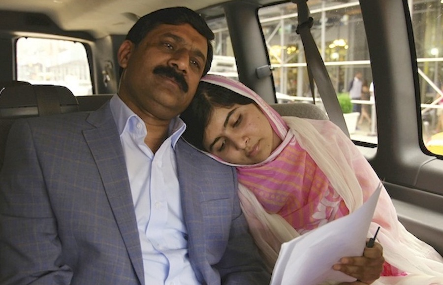Malala's Father Shares Lessons for Fathers to Empower Their Children
