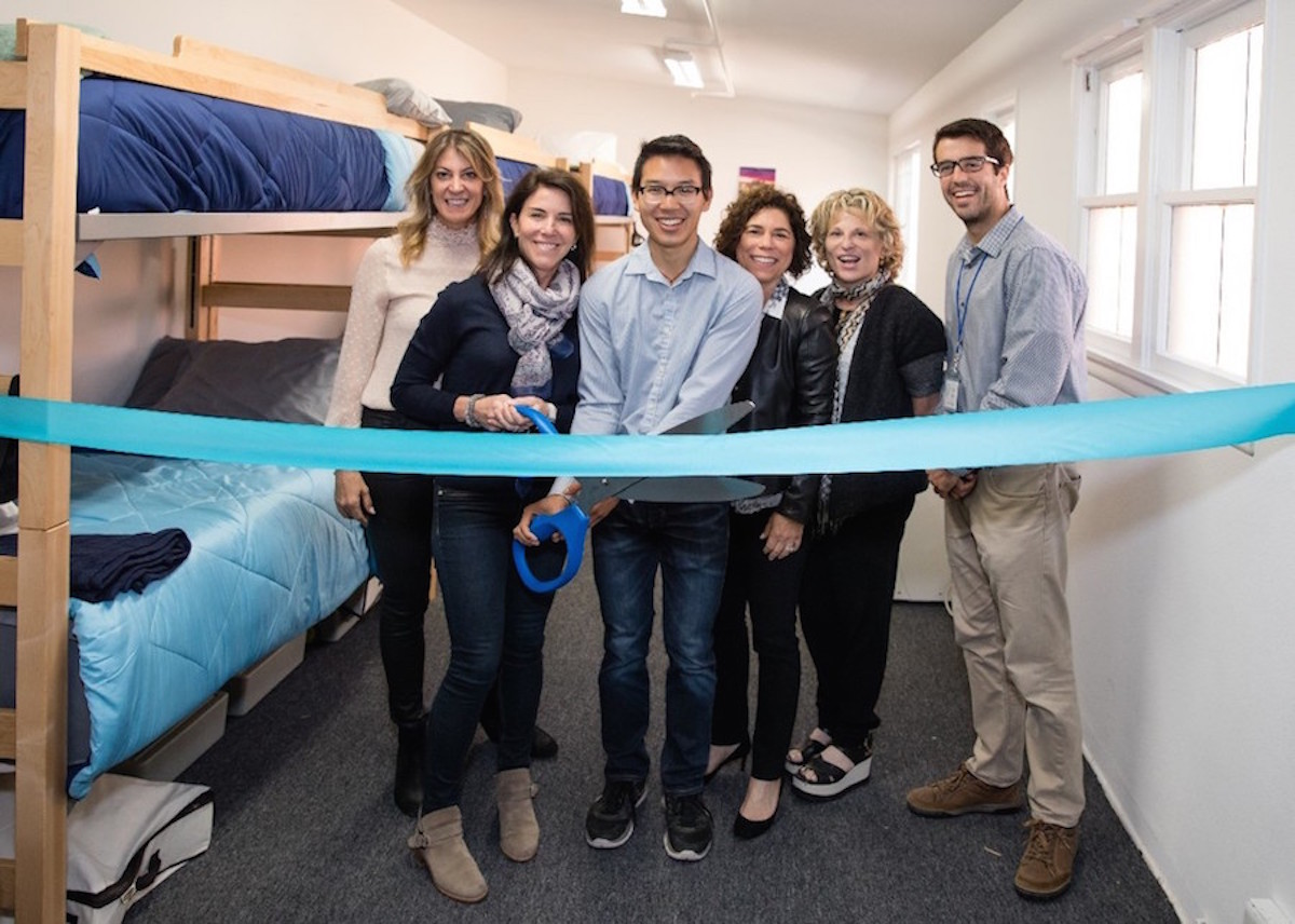 UCLA Volunteers Provide Safe Shelter For Fellow Students Who