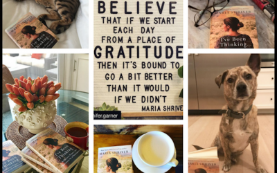 Maria's Sunday Paper: I've Been Thinking About Gratitude