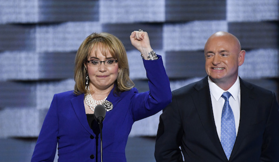 Gabby Giffords and Mark Kelly Devote Their Lives to Fighting Gun Violence