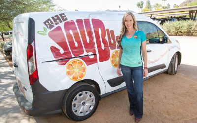 Arizona Woman Creates Food Delivery Program That Brings Joy to Homebound Cancer Patients