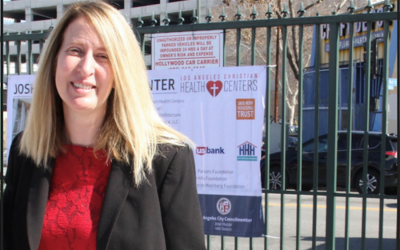 Doctor Ensures Health Care, Compassion and Spiritual Support for L.A.'s Homeless