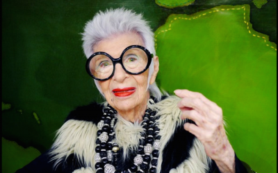 Iris Apfel: Woman of Style and Attitude