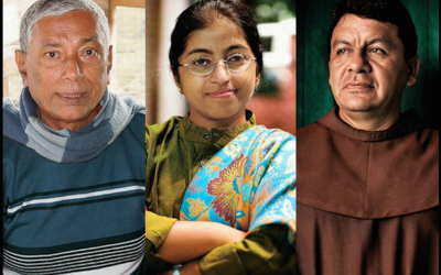 Three Individuals Honored For Their Courageous Contributions to Humanity