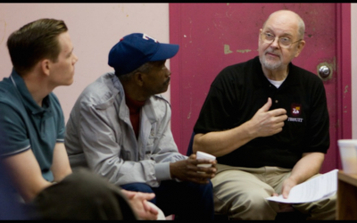Jesuit Priest Founds Spiritual Retreat Program for the Homeless and Addicted