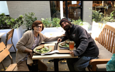 I've Been Thinking … Lunches With the Homeless