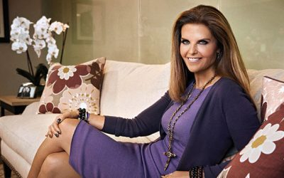 MEDIA PLANET: MARIA SHRIVER'S MISSION TO CHANGE YOUR MIND