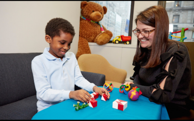 The Child Mind Institute Offers Specialized Care and Dignity to Kids With Mental Health Issues