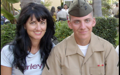 Gold Star Mother Has Learned to Embrace Her Title With Pride