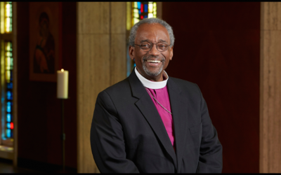 Bishop Michael Curry Says Loving Your Neighbor is the American Way