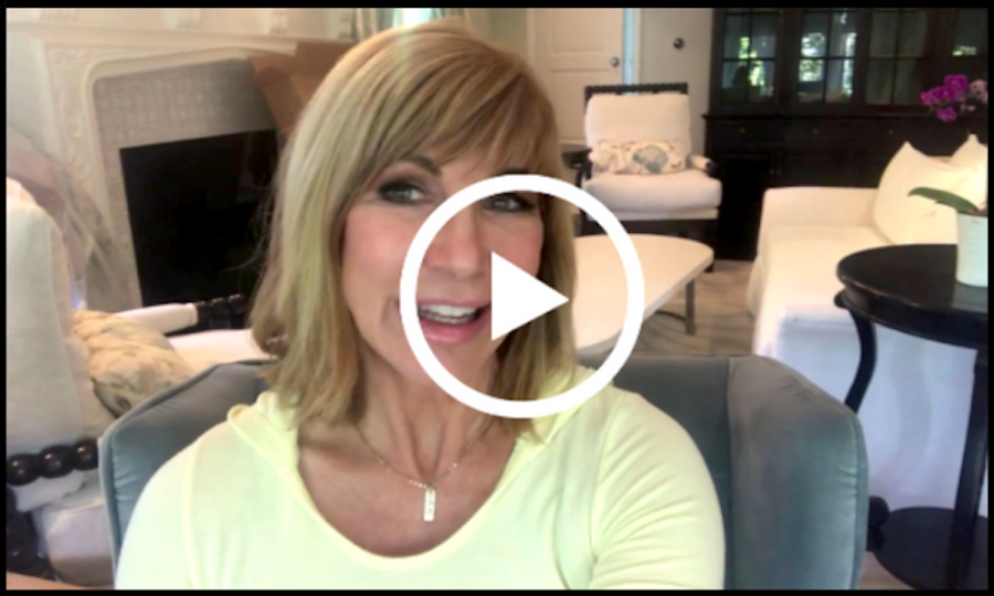 Advocate Leeza Gibbons Reminds Caregivers to Be Kind to Themselves