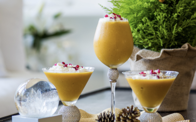 Cristina Ferrare's Holiday Cheer Smoothie