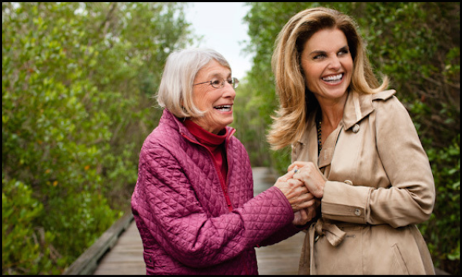 Maria Shriver's Sunday Paper: What Is It You Plan To Do?