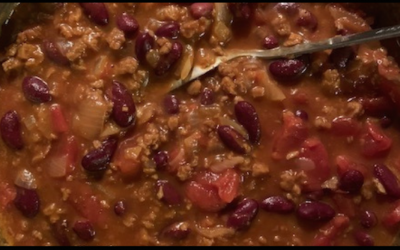 Suzy's Family Favorite Chili