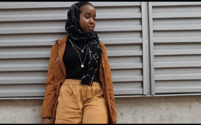 Teenage Somalia Refugee Saida Dahir Is Using Poetry to Change the World