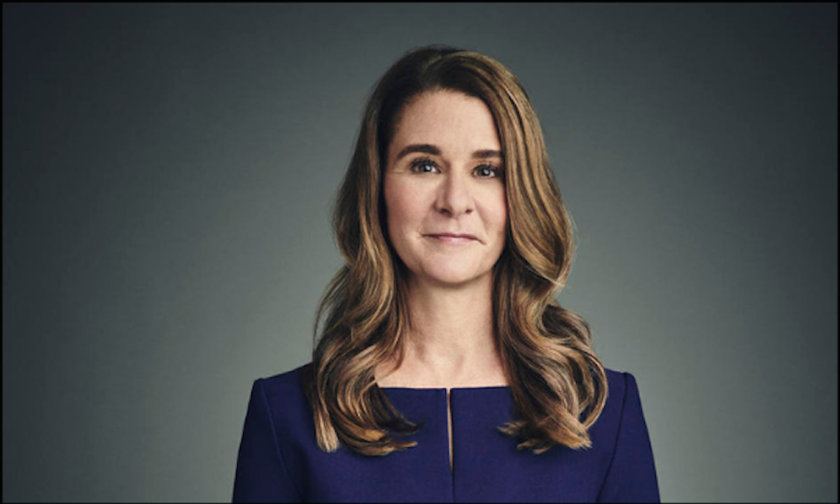 Philanthropist Melinda Gates is On a Mission to Lift Up ...