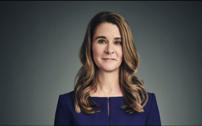 Philanthropist Melinda Gates is On a Mission to Lift Up Women in Society