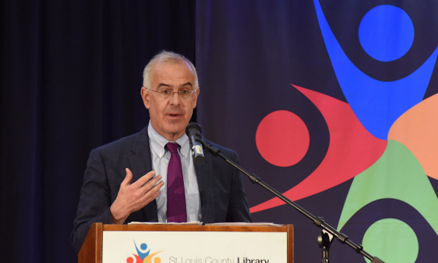 Author David Brooks Is On a Quest For aLarger Purpose