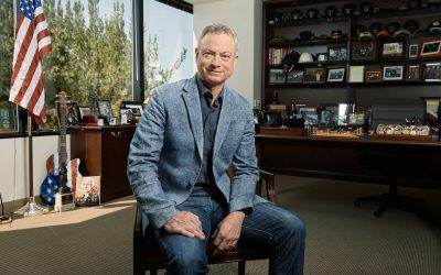 How Actor Gary Sinise Found His Calling To Honor Our Nation's Defenders