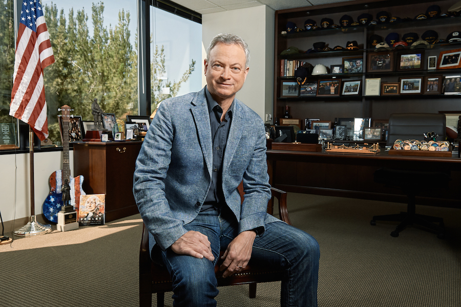HowActorGary Sinise Found His Calling To Honor Our Nation's Defenders