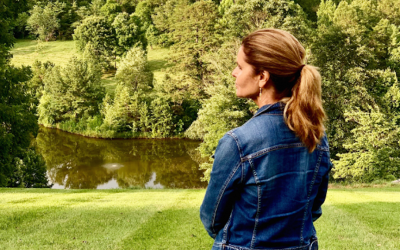 Maria Shriver's Sunday Paper: Deep in the Great Smoky Mountains…
