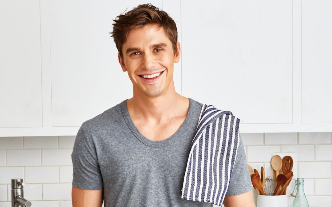'Queer Eye' Star Antoni Porowski Reveals How Food & Community Can Heal the Soul