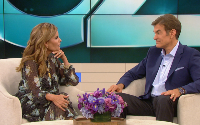 Dr. Oz Missed the Warning Signs of His Mother's Alzheimer's. He Shares Them Here With You.