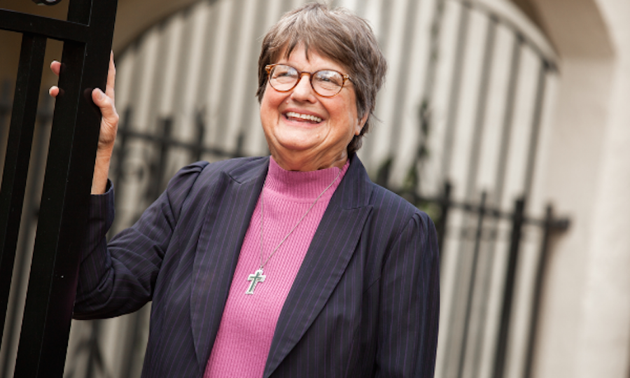 Sr. Helen Prejean Reveals What Set Her 'Soul on Fire' and Changed Her Life's Path