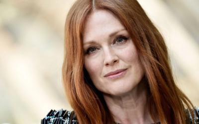 Julianne Moore is On a Mission to End Gun Violence